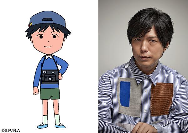 神谷浩史さん・梶裕貴さんが「ちびまる子ちゃん」に出演決定!「外郎売り」を披露するシーンも