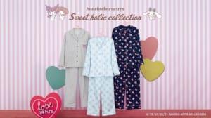 サンリオ×GU「Sweet holic collection」ルームウェア