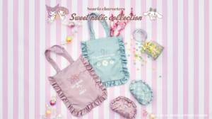 サンリオ×GU「Sweet holic collection」トートバッグ