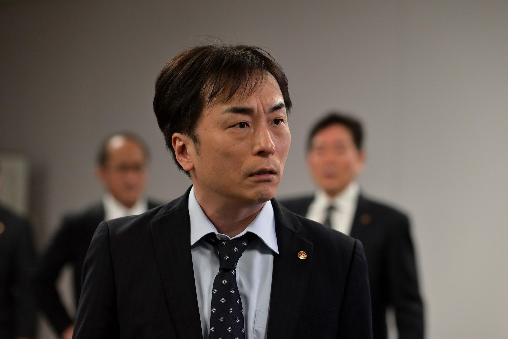TVドラマ「桜の塔」関智一さん