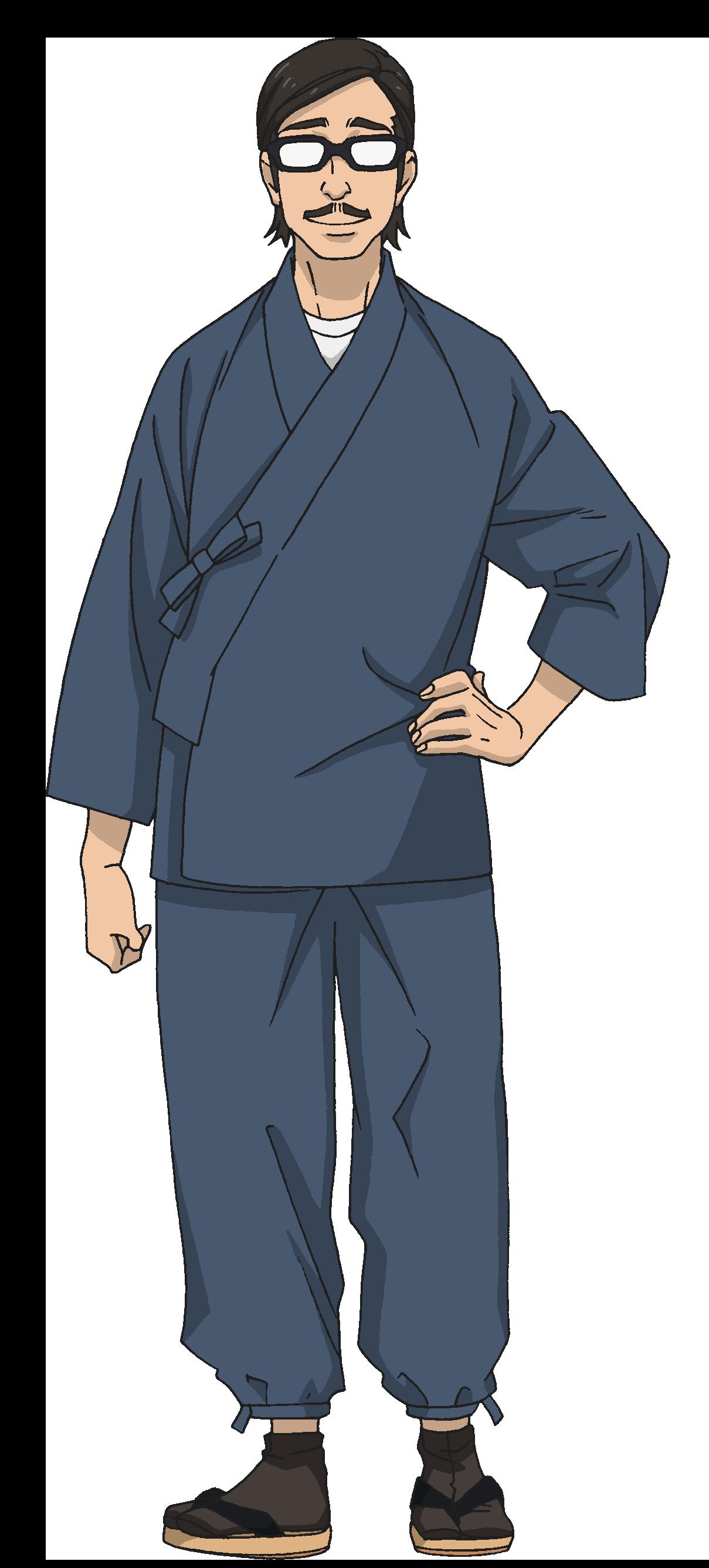 TVアニメ「ましろのおと」大俵ヒロシ