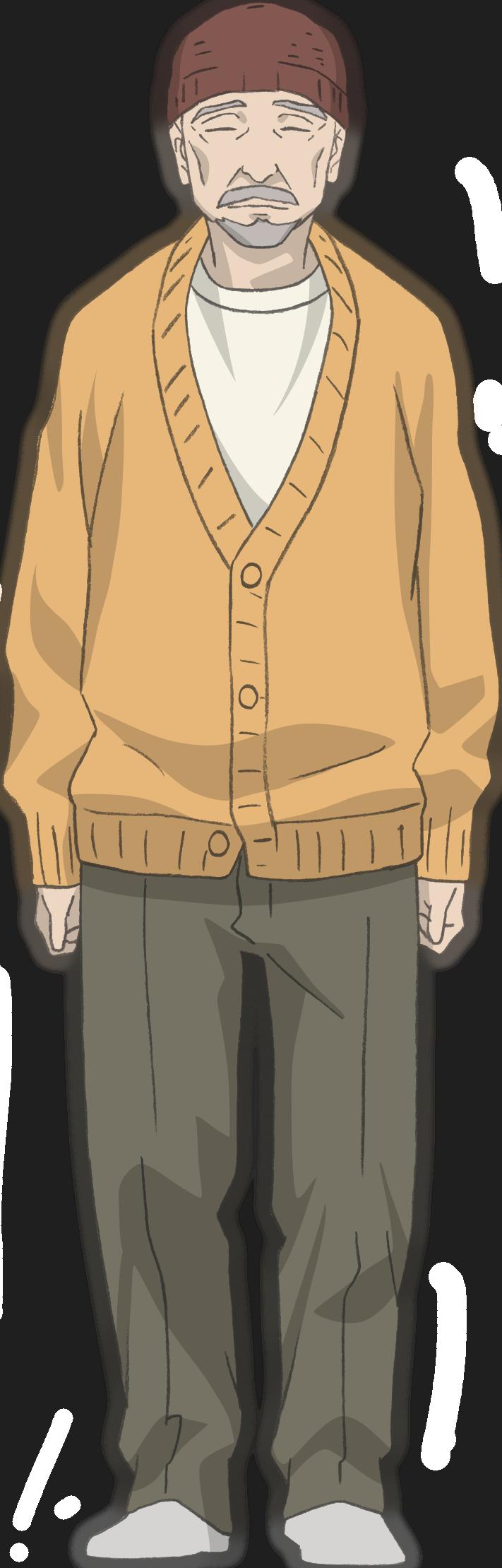 TVアニメ「ましろのおと」澤村松吾郎