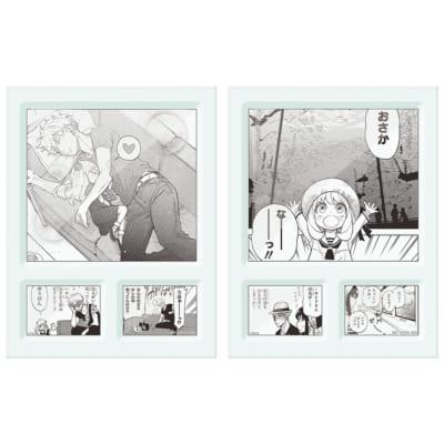 「一番くじ SPY×FAMILY」C賞 コマ割りガラス皿