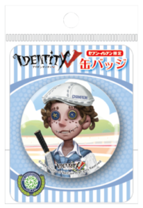 「IdentityV 第五人格」キャンペーン 缶バッジ:曲芸師