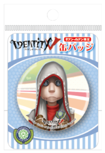 「IdentityV 第五人格」キャンペーン 缶バッジ:傭兵