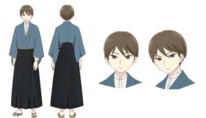 TVアニメ「大正オトメ御伽話」志磨珠彦