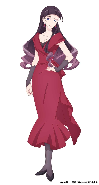 「乙女ゲームの破滅フラグしかない悪役令嬢に転生してしまった…X」スザンナ・ランドール:上坂すみれさん