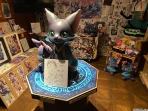 「クイズRPG 魔法使いと黒猫のウィズ」8周年記念生放送 黒ウィズ部屋①