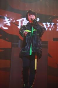 「Paradox Live Dope Show-2021.3.20 LINE CUBE SHIBUYA-」悪漢奴等_征木北斎役:土岐隼一さん
