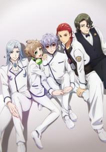 TVアニメ「Fairy蘭丸~あなたの心お助けします~」キービジュアル