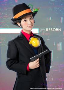 『家庭教師ヒットマンREBORN!』the STAGE -episode of FUTURE- リボーン役:ニーコさん