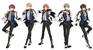 「あんさんぶるスターズ!!」ESアイドルソング season1 CD第13弾 Knights