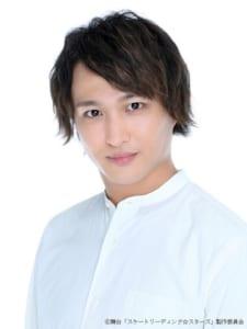 LIVE STAGE「スケートリーディング☆スターズ」氷室泰冴役:鷲尾修斗さん