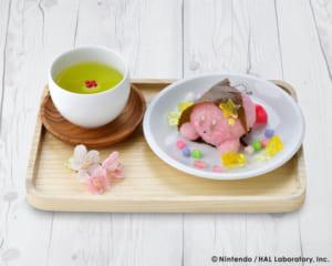 Kirby Café (カービィカフェ)」春のまんまるピクニックフェア カービィの春さがし