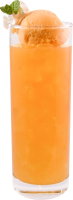 「家庭教師ヒットマンREBORN! Concerto di Vongola」大空のオレンジジュース