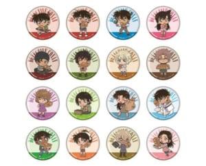 「名探偵コナン セガ限定プライズキャンペーン」第1弾 缶バッジ(全16種・ランダム)