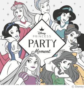 「ディズニープリンセス パーティーモーメント」