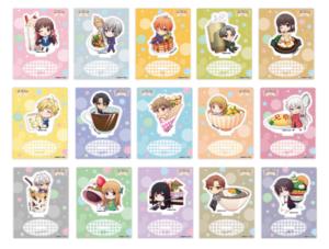 「Cheer fancle cafe」フルーツバスケットカフェ ミニキャラアクリルスタンド (全15種)