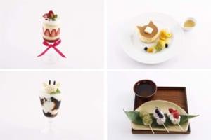「Cheer fancle cafe」フルーツバスケットカフェ デザート