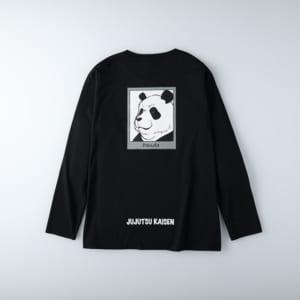 「呪術廻戦」×「ライトオン」パンダ ブラック