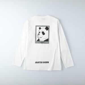 「呪術廻戦」×「ライトオン」パンダ ホワイト