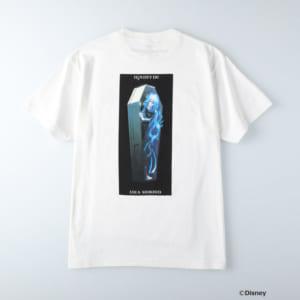 ディズニーツイステッドワンダーランド/半袖Tシャツ イグニハイド寮/イデア・シュラウド ホワイト
