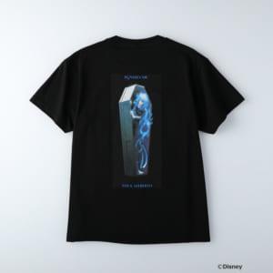 ディズニーツイステッドワンダーランド/半袖Tシャツ イグニハイド寮/イデア・シュラウド ブラック