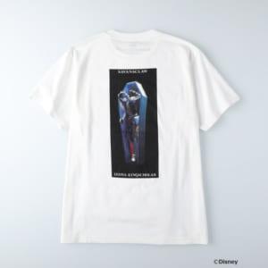 ディズニーツイステッドワンダーランド/半袖Tシャツ サバナクロー寮 レオナ・キングスカラー ホワイト