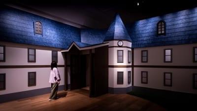 体験ミュージアム『約束のネバーランド』 GFハウス脱獄編 会場一部