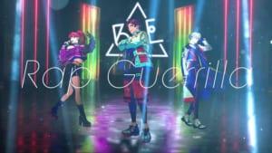 「Paradox Live(パラライ)」MVカット(BAE)