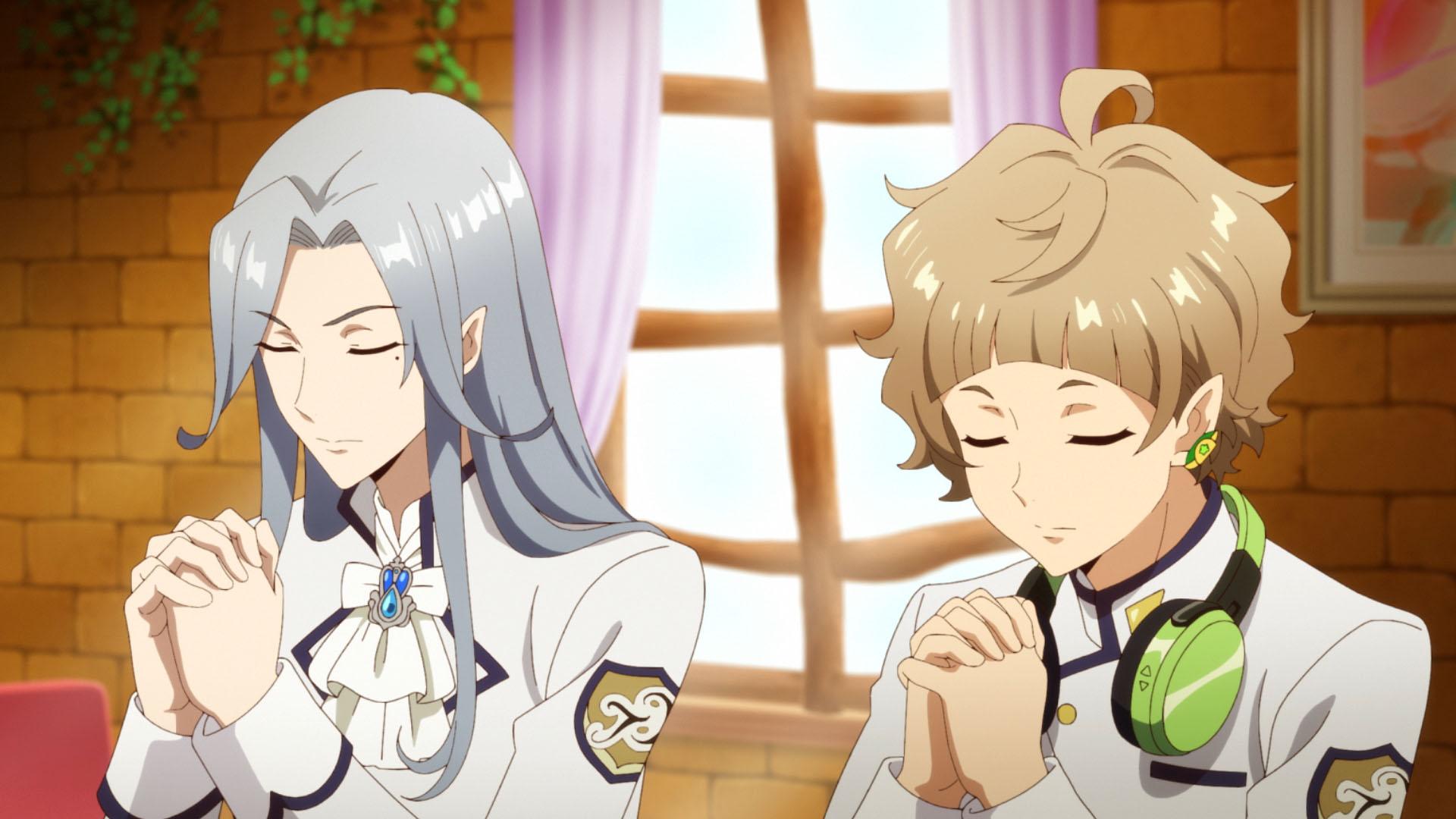 オジリナルTVアニメ「Fairy蘭丸~あなたの心お助けします~」1話先行カット2
