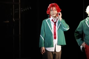 舞台「WITH by IdolTimePripara」DANPRI SPECIAL EVENT アサヒ:小林竜之さん