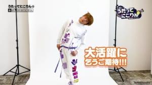 「うたってにこりん☆」オープニング・キャラ紹介動画(エイプリルフール)
