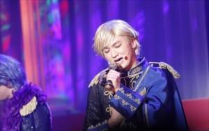舞台「WITH by IdolTimePripara」DANPRI SPECIAL EVENTショウゴ:山下誠一郎さん