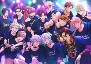 「Paradox Live Dope Show-2021.3.20 LINE CUBE SHIBUYA-」キービジュアル