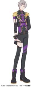 TVアニメ『アイ★チュウ』Alchemist バベル アイドル衣装