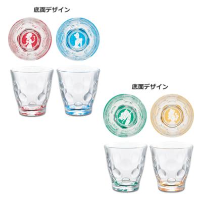 一番くじ Shining Dreams C賞 ガラスタンブラー ペアセット