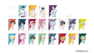 「JAZZ-ON! × OIOI Limited Shop」お買い上げ抽選会:B賞 ポストカード(全20種) コンプリートセット&C賞 ポストカード(全20種) ランダムで1枚