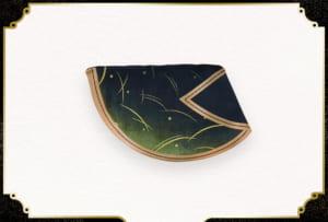 「刀剣乱舞-ONLINE-×フェリシモ」刀剣男士マント風ポーチ 蛍丸