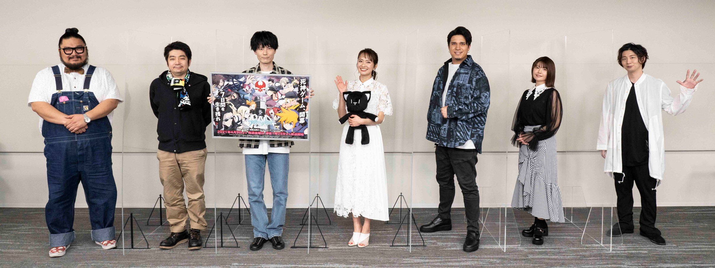 「すばらしきこのせかい The Animation」内山昂輝さんらキャスト5名が14年来の役柄への想いを語る。ワールドプレミア配信レポート到着