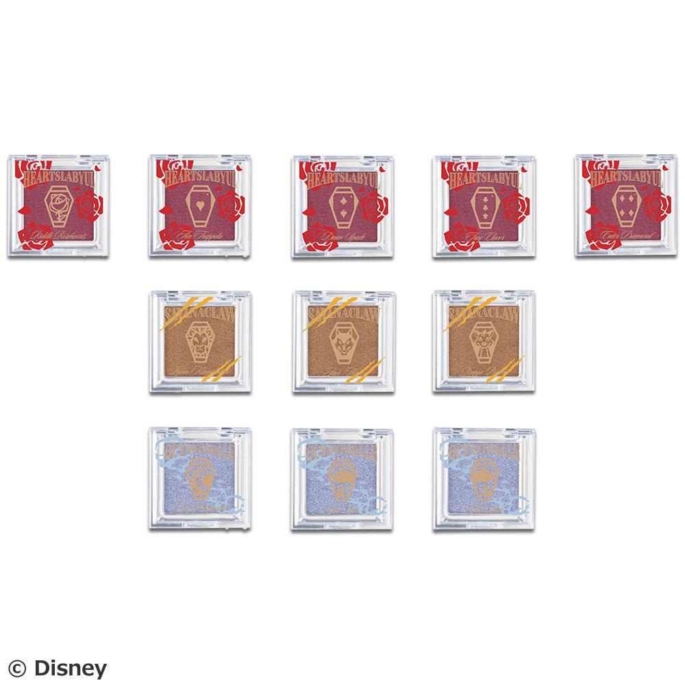 一番コフレ「ディズニー ツイステッドワンダーランド」Part1 C賞 フェイスカラーコレクション ver.A