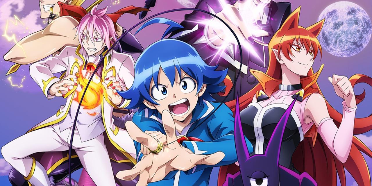 TVアニメ「魔入りました!入間くん」第2シリーズの放送日が決定!キービジュアル公開&OPはDA PUMPが担当
