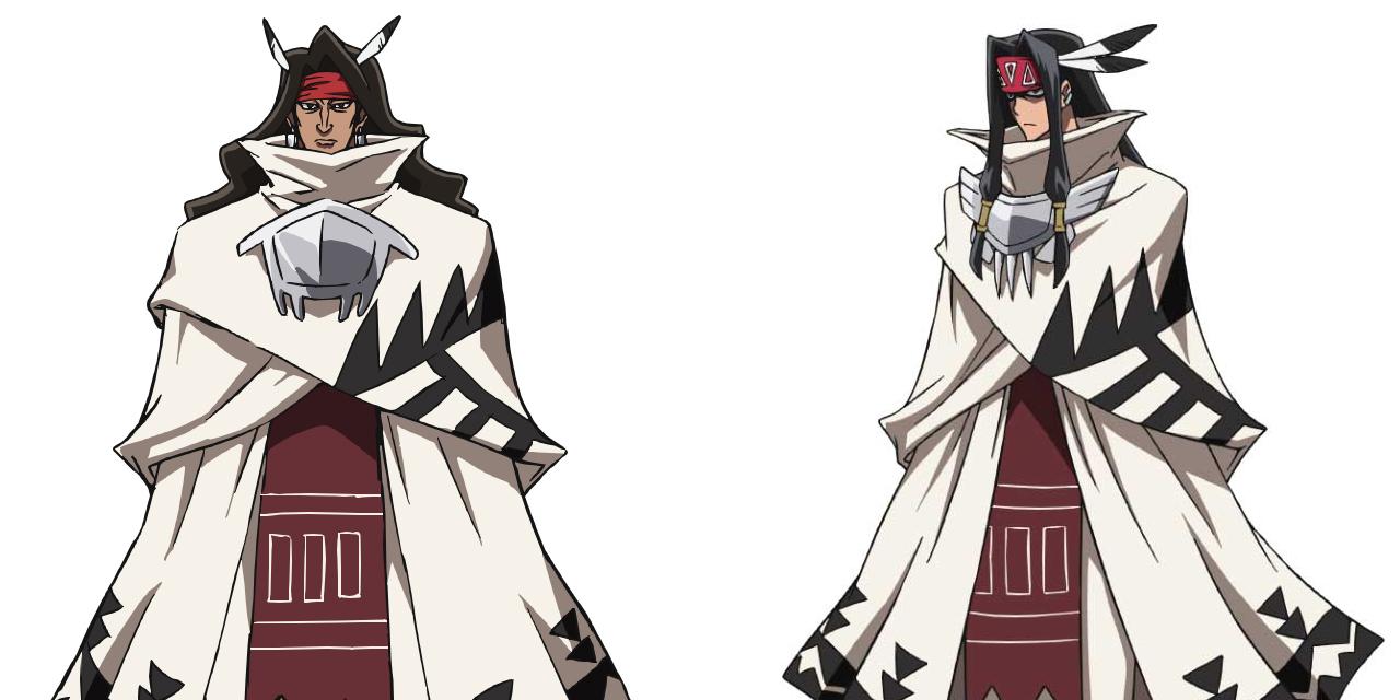 TVアニメ「SHAMAN KING」十祭司・シルバ役に緑川光さん&シルバの親友・カリム役に花輪英司さんが決定!