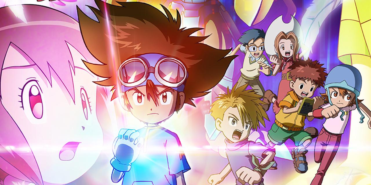 TVアニメ「デジモンアドベンチャー」新ビジュアル&PV公開!激アツおすすめシーン投票開始、展示イベントも