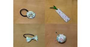「材料キットつき すみっコぐらしの手作りマスクBOOK」は布で作れるアイテム