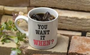 「ズートピア」OH MY CAFE <フラッシュ>提供には時間がかかります!アイスコーヒー