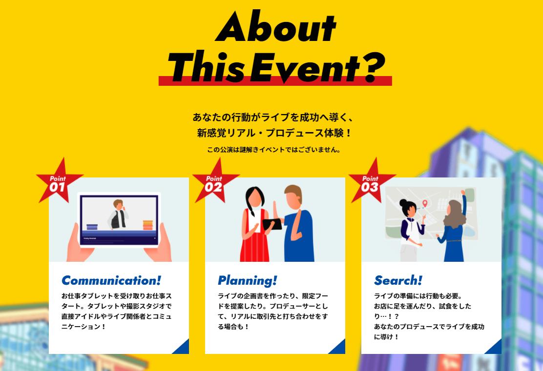 「繋がろう! Trinity Festival」〜 あなたのプロデュースで新宿にアンサンブルを奏でよう! 〜About This Event?
