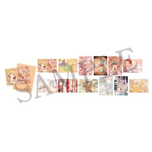 種村有菜先生 ×「アニメイトカフェ」コラボ第2弾 グッズ トレーディングクリアポートレート Ver.2(全12種)