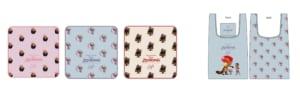 「ズートピア」OH MY CAFE A5クリアファイルセット/ミニ巾着セット
