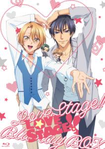 アニメ『LOVE STAGE!!』Blu-rayBOX